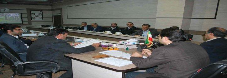 شورای هماهنگی راه وشهرسازی استان یزد برگزارشد