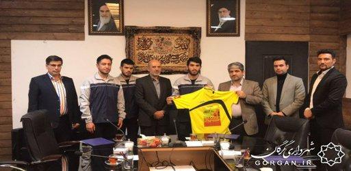 آغاز رکابزنی دوچرخه سواران گلستانی تا مشهد به مناسبت روز ملی گرگان