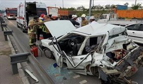 حوادث رانندگی جزو ۵ عامل اصلی مرگ ایرانیان ...
