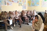گرامیداشت روزملی پرنده بینی در دبیرستان زینب کبری شهر ستان بندرعباس برگزار شد