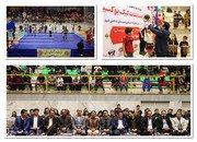 پایان رقابت ورزشکاران کیک بوکسینگ استان اصفهان به میزبانی شاهین شهر