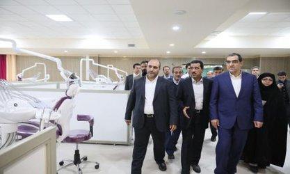 بیمارستان و زایشگاه مادر در مشهد افتتاح شد