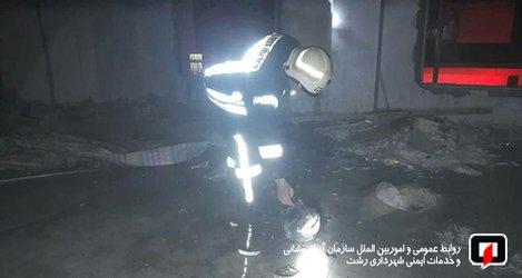 انفجار گاز پیک نیک روشن کارگر ساختمانی را راهی بیمارستان کرد