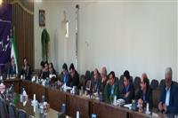 اولین جلسه پدافند زیستی غیرعامل شهرستان بروجن تشکیل شد
