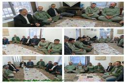 برگزاری مراسم چهلمین روز شهادت محیط بان شهید تاج محمد باشقره