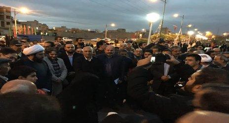 ۳ پروژه بزرگ در منطقه ۱۱ اصفهان افتتاح شد/ توزیع عادلانه خدمات رفاهی در شهر
