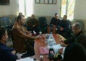 برگزاری نخستین نشست تشریحی رییس اداره منابع طبیعی، شورای اسلامی شهر و نمایندگان برخی از محلات شهر