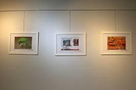 برپایی گالری آثار کاریکاتوریستهای دومین جشنواره جهانی کاریکاتور  ...