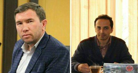 دو مدیر جدید شهرداری با حکم شهردار این شهر معرفی شدند