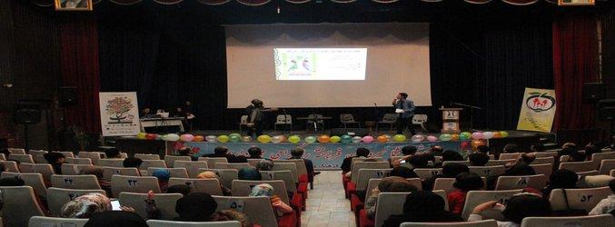 با محوریت توجه به کودکان و نوجوانان؛ دومین همایش احیای فرهنگ کتابخوانی در کرمانشاه برگزار شد