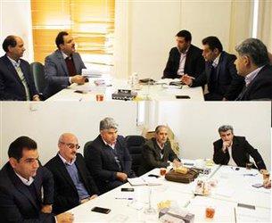 تشکیل جلسه کمیته بررسی شناسنامه فنی و ملکی شورای مرکزی