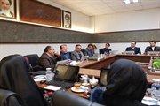 برگزاری جلسه بازآفرینی شهری در محل شورای اسلامی شهر بجنورد