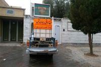 اجرای طرح آب رسانی به حیات وحش در شهرستان ابرکوه