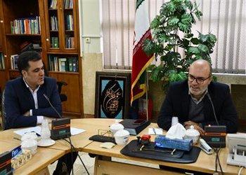 نشست شورای معاونین شهرداری شهرکرد با محوریت سه موضوع اداری برگزار شد