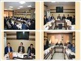 برگزاری جلسه همفکری همکاران حوزه معاونت پشتیبانی بنیاد مسکن شهرستانها