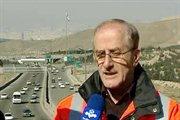 بازدید رییس سازمان راهداری و حمل و نقل جاده ای از محورهای مواصلاتی شمال استان آذربایجان غربی