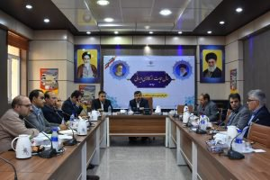 جلسه بررسی احداث سه نیروگاه موبیل شرکت مپنا در شمال خوزستان برگزار شد