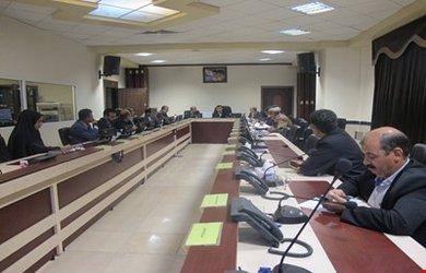 برگزاری جلسه بررسی و هماهنگی طرح زمستانی