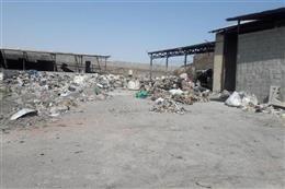 جمع آوری یک واحد بازیافت پلاستیک آلاینده در ملارد
