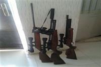 دستگیری سه شکارچی قبل از اقدام به شکار در شهرستان مهریز-یزد