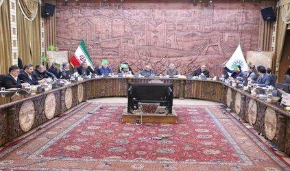 تفریغ بودجه سال ۱۳۹۶ شهرداری تبریز تصویب شد