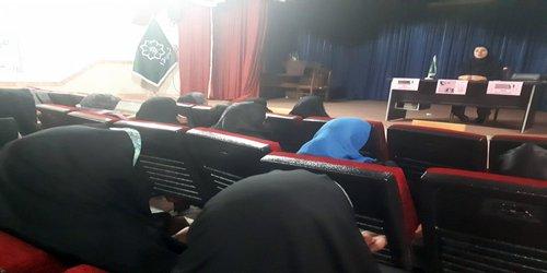 برگزاری کارگاه های آموزش شهروندی در فرهنگسرای شهید بهشتی تبریز