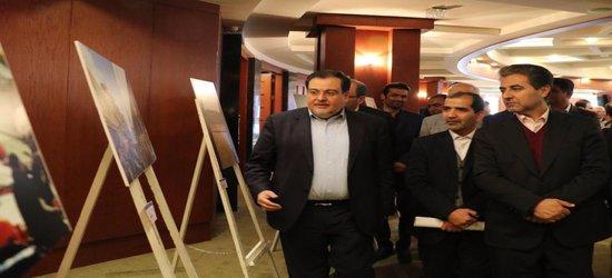آغاز به کار نمایشگاه عکس سفر و نظر آثار سیداحمدرضا دستغیب در شیراز