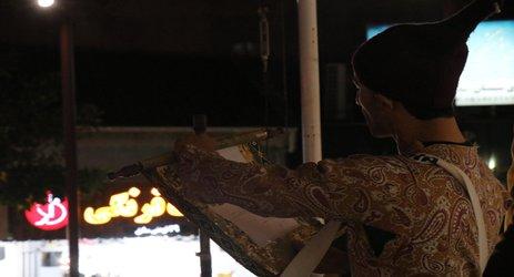 سازمان فرهنگی اجتماعی ورزشی شهرداری رشت :گزارش تصویری تئاتر خیابانی میرزاکوچک خان مصادف با سالگرد شهادت میرزا کوچک خان جنگلی