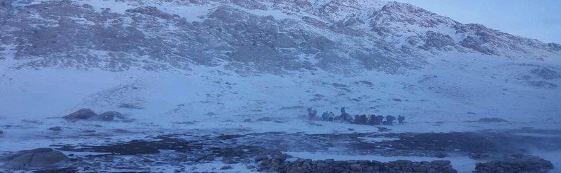 همایش کوهنوردی استانی ویژه اعضای سازمان