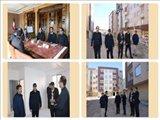 دیدار مدیرکل بنیاد مسکن انقلاب اسلامی استان با فرماندار اهر