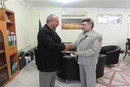 ریاست اداره روابط عمومی اداره کل محیط زیست استان گلستان منصوب شد .