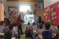 برگزاری کلاس های آموزشی در مدارس لنگرود