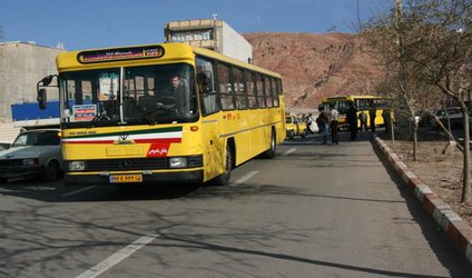 واگذاری ۹۸ درصد ناوگان اتوبوسرانی به بخش خصوصی