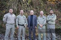 عملکرد شبانه روزی یگان حفاظت محیط زیست شهرستان شفت
