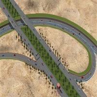 عملیات اجرایی تقاطع غیرهمسطح در بزرگراه شهید اردستانی آغاز میشود