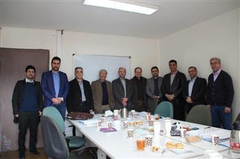 تشکیل جلسه گروه تخصصی ترافیک شورای مرکزی