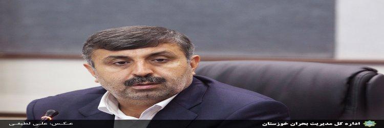 مدیر کل مدیریت بحران خوزستان خبر داد: وضعیت برق ایذه تا یک ساعت آینده برقرار خواهد شد/عشایر گرفتار در سیلاب دزفول نجات یافتند