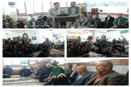 کارگاه آموزشی- توجیهی شکارچیان در گرگان و آققلا برگزار شد.