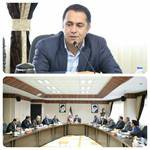 مهندس مسعود پاکی عضو شورای اسلامی شهر ارومیه در دیدار با استاندار آذربایجانغربی مطرح کرد: