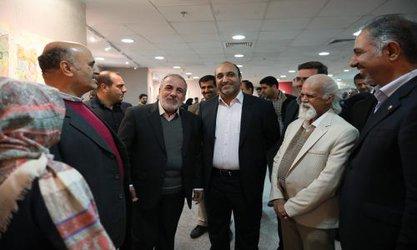 نگارخانه شهر، بهترین مکان برای برگزاری نمایشگاههای هنری در مشهد / از  ...