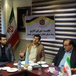 جلسه شورای اداری بنیاد مسکن  استان گلستان برگزار شد