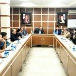 نشست مدیرکل با همکاران معاونت عمران روستایی تحت عنوان بدون تعارف با مدیرکل