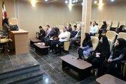 برگزاری کلاس آموزشی روان شناسی برای کارکنان راه وشهرسازی استان ایلام توسط کارگروه سلامت این اداره کل
