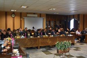 شورای هماهنگی مدیریت بحران استان در مسجدسلیمان برگزار شد