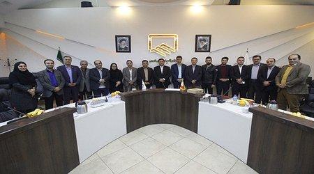 چهارمین جلسه هیات مدیره سازمان برگزار شد+مصوبات