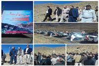 برگزاری اولین بزرگداشت روز جهانی خاک و مراسم آغاز توسعه فضای سبز منطبق با شرایط اکولوژیک درمنطقه سرچشمه شهرستان رفسنجان