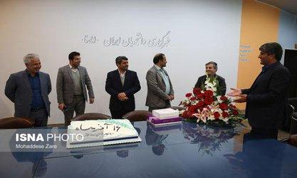مدیران شهری مشهد مقدس از ایسنا بازدید کردند