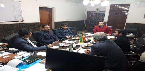 جلسه شورای عالی سرمایه گذاری شهرداری