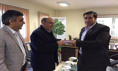 بازدید ریاست سازمان از برخی دفاتر نمایندگی شهرستان ها طی هفته گذشته و اعطای احکام مسئولین