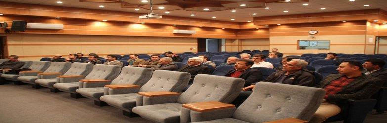 برگزاری جلسه هم اندیشی اعضای هیات مدیره دوره هشتم با کاندیداهای انتخابات دوره های هفتم و هشتم هیات مدیره سازمان نظام مهندسی ساختمان استان